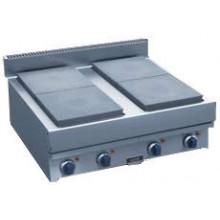 Elément 4 plaques électriques - Longueur 800