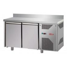 Meuble réfrigéré adossé 2 portes profondeur 700 GN 1/1, équipement froid, Espace Hotelier Beziers