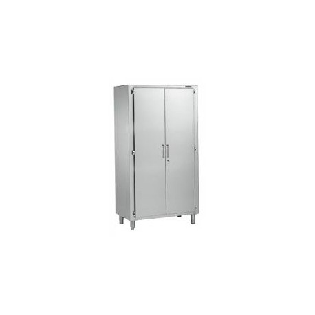 Armoire inox de rangement - 600x600x1900