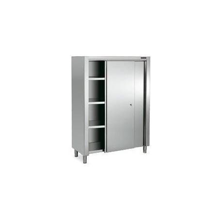 Armoire inox de rangement - 600x600x900