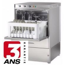 Lave verres panier 35x35 porte haute, garantie 3 ans, matériel laverie, Espace Hotelier Beziers