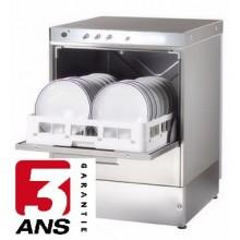 Lave vaisselle professionnel panier 50x50, garantie 3 ans, matériel laverie, Espace Hotelier Beziers