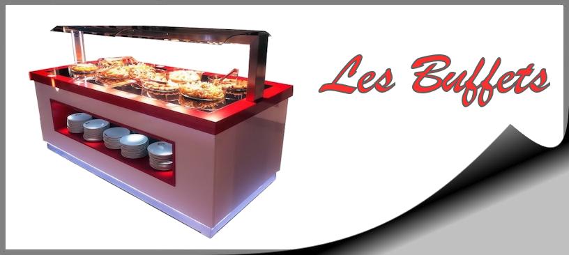 Buffet de restauration, chaud, refrigere, Espace Hotelier Beziers