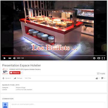 Matériel hotelier et cuisine professionnelle - Espace Hotelier eziers